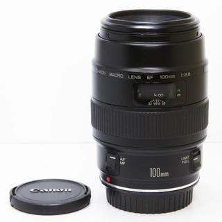 Canon - Canon EF100mm F2.8 マクロ
