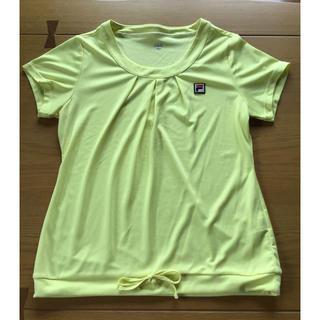 フィラ(FILA)のフィラ テニスウェア シャツ Lサイズ(ウェア)
