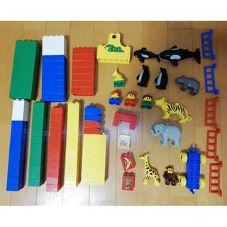 Lego - レゴ デュプロ たのしいしいどうぶつえん 2356