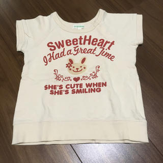 サンカンシオン(3can4on)の3can4on トレーナー地 Tシャツ(Tシャツ/カットソー)