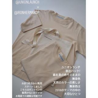 ロンハーマン(Ron Herman)のユニオンランチパックTシャツ(Tシャツ(半袖/袖なし))