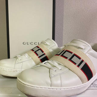 グッチ(Gucci)のGUCCI スニーカー UK9(スニーカー)