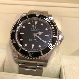 ROLEX - ロレックス サブマリーナ ノンデイト 14060M Z番 2006年 Rolex