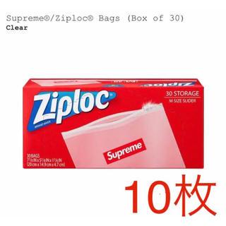 Supreme - Supreme シュプリーム ZIPLOC ジップロック 10枚バラ