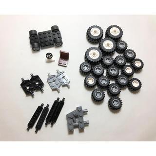 Lego - 【新品未使用】レゴ LEGO 車 タイヤ ホイール いろいろ