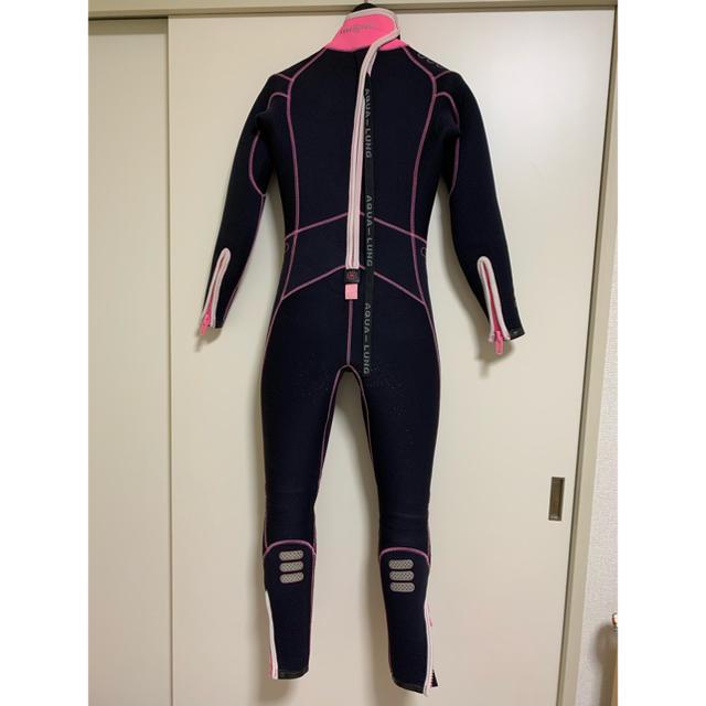 Aqua Lung(アクアラング)のAQUALUNG ウェットスーツ レディース サイズ : XS スポーツ/アウトドアのスポーツ/アウトドア その他(サーフィン)の商品写真