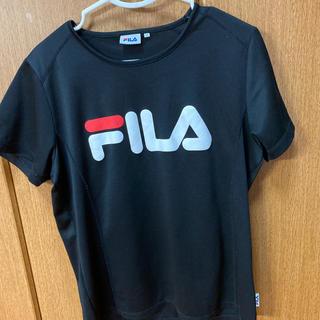 フィラ(FILA)のレディース FILA LLサイズ Tシャツ(Tシャツ(半袖/袖なし))