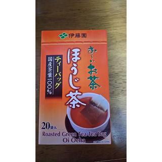 イトウエン(伊藤園)の伊藤園 お〜いお茶ほうじ茶 ティーバッグ1箱(茶)