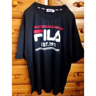 フィラ(FILA)のFILA T Lサイズ(Tシャツ/カットソー(半袖/袖なし))