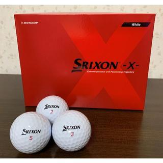 ダンロップ(DUNLOP)のSRIXON-x- 12個入り(1ダース)×10=120個(10ダース)(その他)