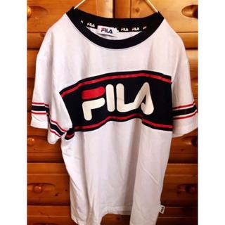 フィラ(FILA)のFILA TシャツMサイズ(Tシャツ/カットソー(半袖/袖なし))