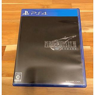 PlayStation4 - ファイナルファンタジー7 リメイクPS4