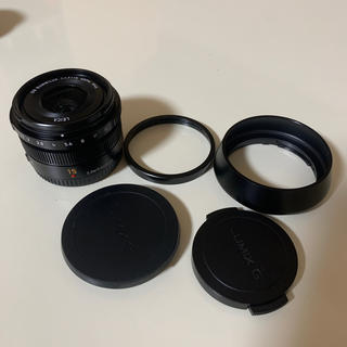 Panasonic - 専用LEICA DG SUMMILUX 15mm F1.7 ASPH.