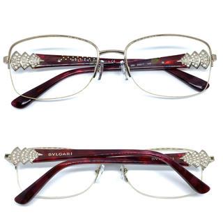 BVLGARI - BVLGARI ブルガリ サングラス メガネ 眼鏡 フレーム