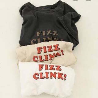 トゥデイフル(TODAYFUL)のtodayful   FIZZ Tシャツ(Tシャツ(半袖/袖なし))