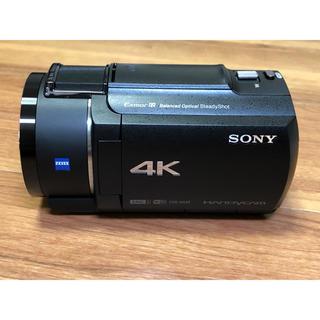 SONY - SONY 4K HANDYCAM FDR-AX45