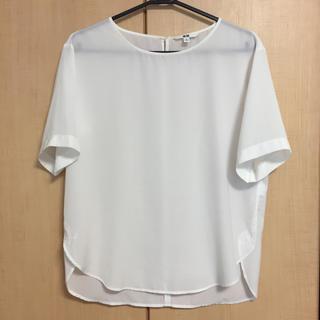 ユニクロ(UNIQLO)のUNIQLO トップス(Tシャツ(半袖/袖なし))
