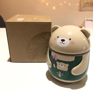スターバックスコーヒー(Starbucks Coffee)の★Starbucks★台湾限定 スターバックス 355ml マグカップ 蓋付マグ(マグカップ)