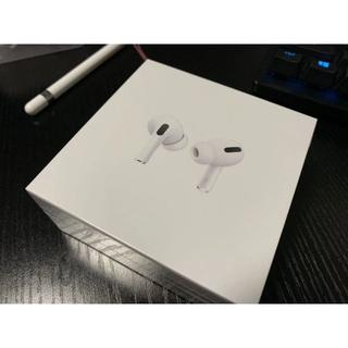 Apple - AirPods pro MWP22J/A エアポッズ プロ