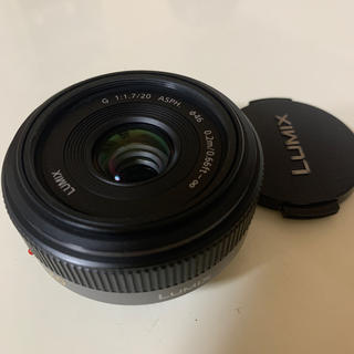 Panasonic - LUMIX G 20mm F1.7 ASPH.