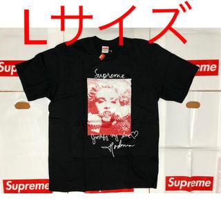 シュプリーム(Supreme)のsupreme madonna tee(Tシャツ/カットソー(半袖/袖なし))
