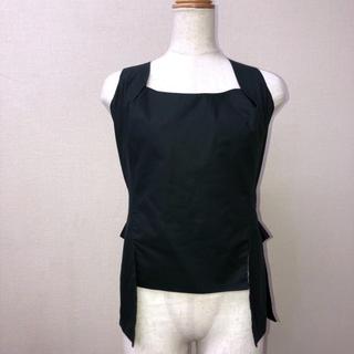 ヴィヴィアンウエストウッド(Vivienne Westwood)のヴィヴィアン・ウエストウッド コルセットブラウス 黒 サイズ3(シャツ/ブラウス(半袖/袖なし))