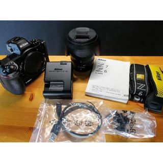 ニコン(Nikon)のNIKON Z6 24-70mm F4S レンズキット(ミラーレス一眼)