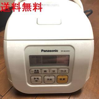★送料無料★炊飯器 3.5合炊き パナソニック 中古 動作品 炊飯ジャー