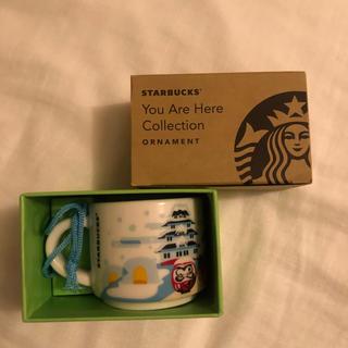 スターバックスコーヒー(Starbucks Coffee)のYou Are Here CollectionマグJAPAN Winter (マグカップ)