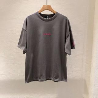 ルイヴィトン(LOUIS VUITTON)の2020S【CHANEL】オーバーサイズ Tシャツ(Tシャツ(半袖/袖なし))