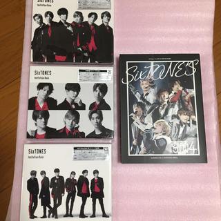 ジャニーズJr. - SixTONES DVD CD セット