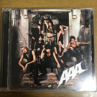 トリプルエー(AAA)のGetチュー!/SHEの事実 AAA 初回限定盤(ポップス/ロック(邦楽))