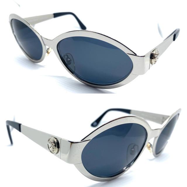 Gianni Versace(ジャンニヴェルサーチ)のヴェルサーチ  サングラス メンズのファッション小物(サングラス/メガネ)の商品写真