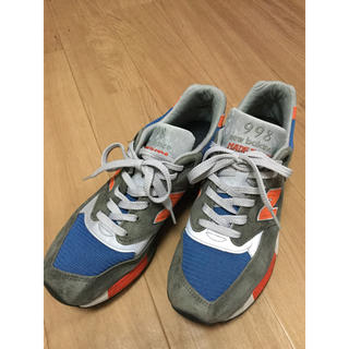 New Balance - NB m998JCREW別注 JC3