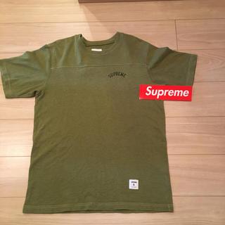 シュプリーム(Supreme)の美品 supreme シュプリーム Tシャツ tシャツ メンズ レディース ロゴ(Tシャツ/カットソー(半袖/袖なし))