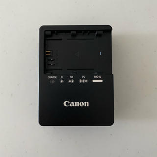 Canon - Canon バッテリーチャージャー LC-E6