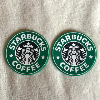 Starbucks Coffee - スターバックス スタバ コースター 2枚