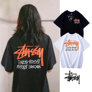 STUSSY - stussyTシャツ男女兼用dover street連名