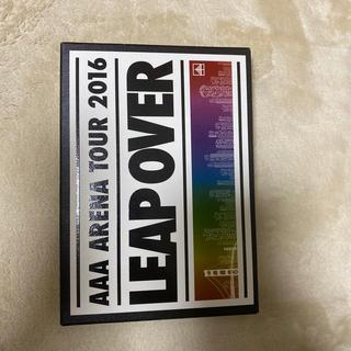 AAA - AAA LEAPOVER 初回限定盤 DVD