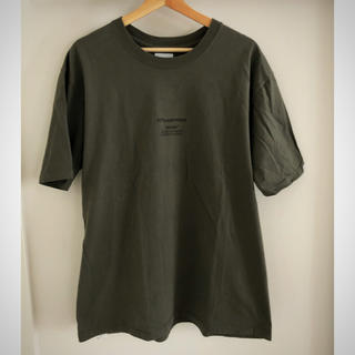 W)taps - 19ssWTAPS 40PCT UPARMOREDS/STEE Tシャツ19AW