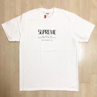 シュプリーム(Supreme)の新品 シュプリーム Tシャツ Anno Domini Tee Supreme(Tシャツ/カットソー(半袖/袖なし))