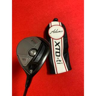 アダムスゴルフ(Adams Golf)のアダムス Adams XTD-ti FW #5(クラブ)
