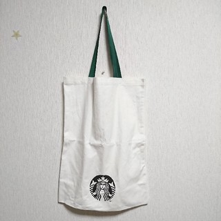 Starbucks Coffee - ハンドメイド エコバッグ STARBUCKS