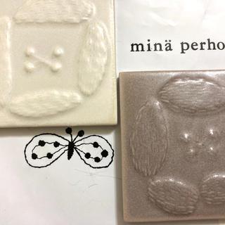 ミナペルホネン(mina perhonen)のミナペルホネン ディアタイル 新品(置物)