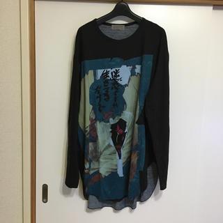 ヨウジヤマモト(Yohji Yamamoto)のYohjiyamamoto POUR HOMME  カットソー 19SS (Tシャツ/カットソー(七分/長袖))