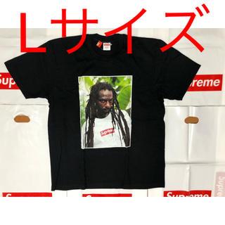 シュプリーム(Supreme)のsupreme buju banton tee(Tシャツ/カットソー(半袖/袖なし))