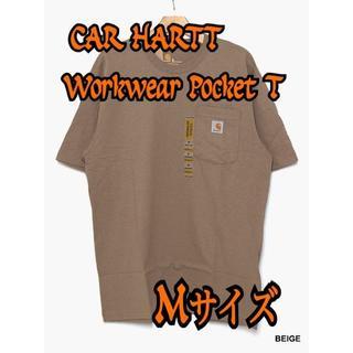 carhartt - 【新品未使用】Carhartt ポケット付き Tシャツ オーバーサイズ ベージュ