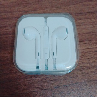 iPhone - アップルイヤホン