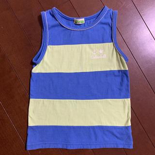 ティンカーベル(TINKERBELL)のティンカーベル タンクトップ ノースリーブ120(Tシャツ/カットソー)