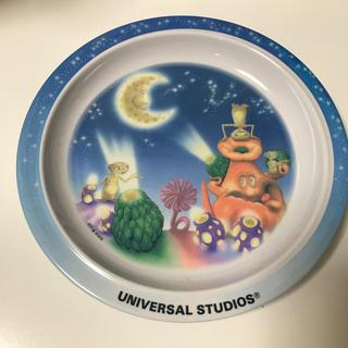ユニバーサルエンターテインメント(UNIVERSAL ENTERTAINMENT)のET プラスチックプレート ユニバーサルスタジオ(キャラクターグッズ)